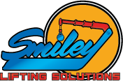 Smiley Lifting Solutions Training Logo